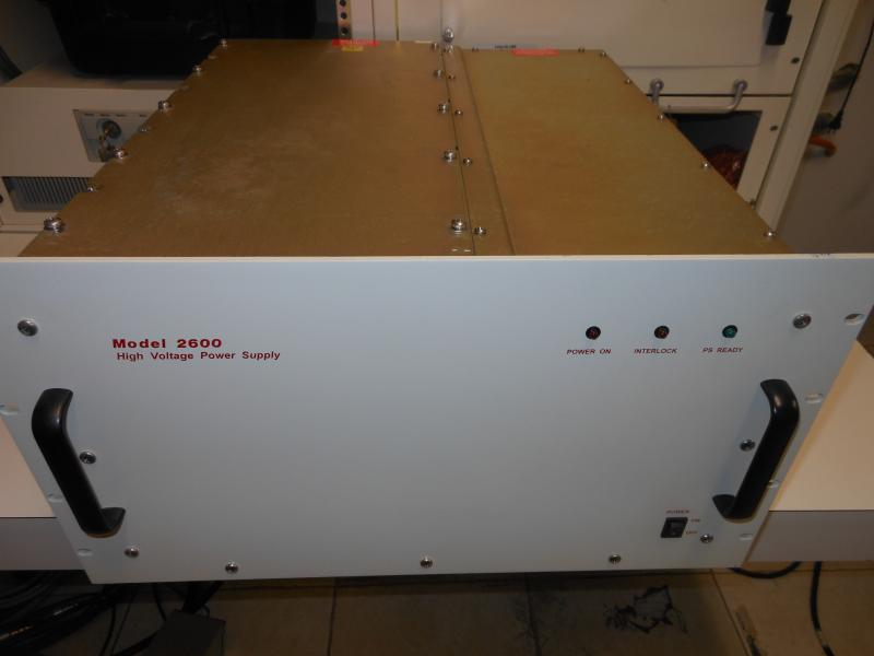 Micrion FEI FIB Focused Ion Beam HVPS High Voltage Power Supply Bertan 2600